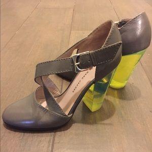 Marc Jacobs Rare Lucite Heels